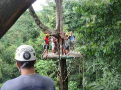 zip-lines, jump through the trees, family vacations, vacation deals, vacation ideas, home-based business