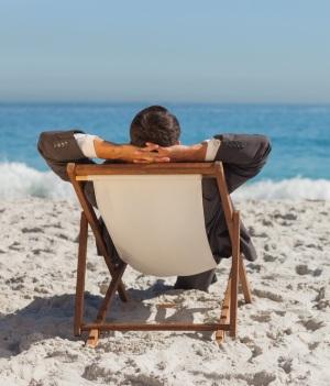 White Beach Vacation